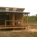 ablutions block almost completed